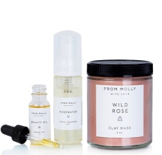 From Molly with Love is the newest addition to LCB! We love her easy natural way to pamper the skin!